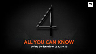 Mi Note 4: All you can know! Live Stream Here!