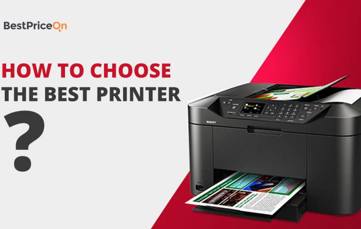 Printers Buying Guide for Home and Office - 2018 Edition