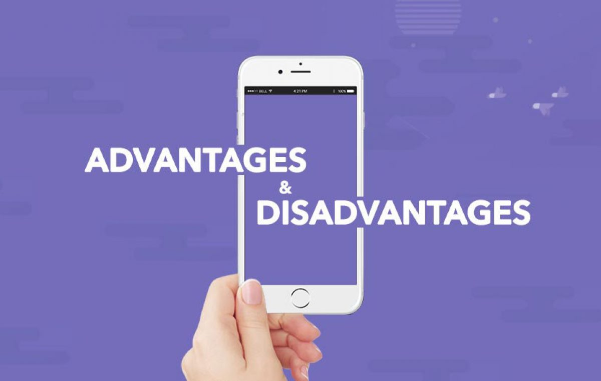 Advantages and disadvantages of mobile phones!