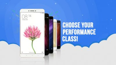 Mi Mobile – The greatest smartphone range to be ever released!